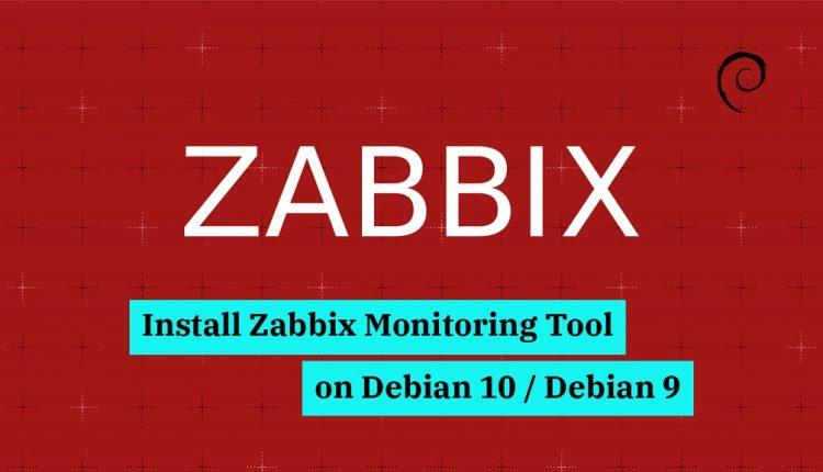 How To Install Zabbix 5.0/4.0 on Debian 10 / Debian 9   ITzGeek