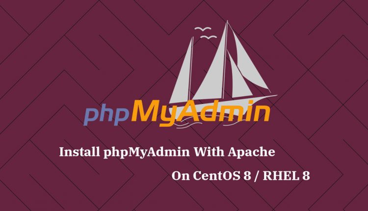 How To Install phpMyAdmin With Apache on CentOS 8 / RHEL 8   ITzGeek
