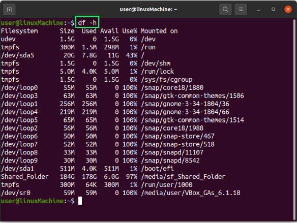 D:Wardamarch18Linux df Command TutorialLinux df Command Tutorialimagesimage8 final.png