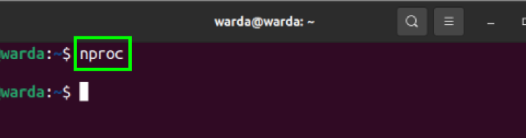 Linux nproc Command Tutorial