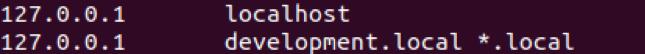 Edit Etc/Hosts Linux