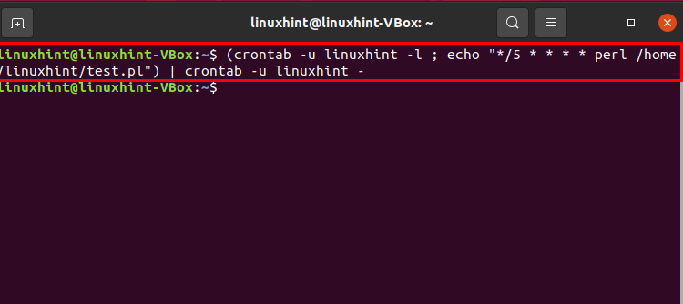 How do I delete a cron job in Linux?