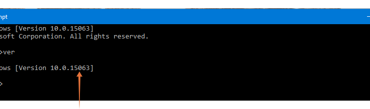 How do I know what version of WSL I have?