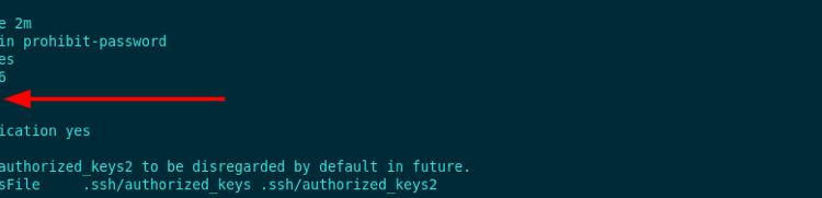 SSH MaxSessions Configuration