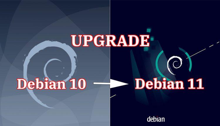 How To Upgrade From Debian 10 to Debian 11 | ITzGeek