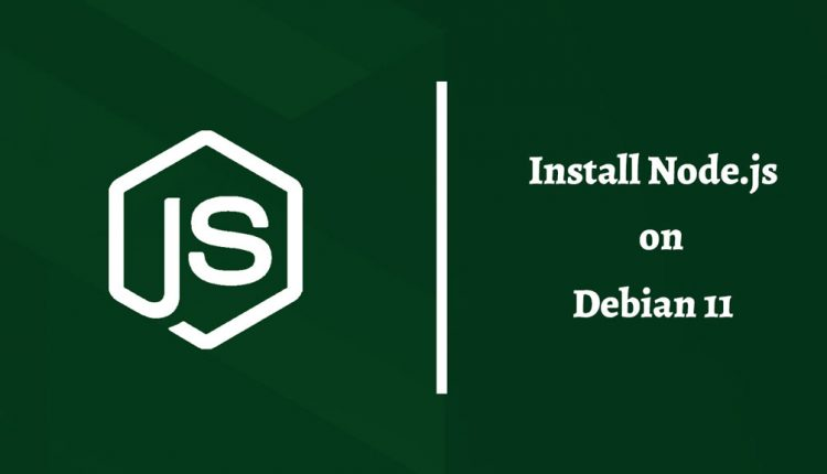 How to Install Node.js and npm on Debian 11  ITzGeek