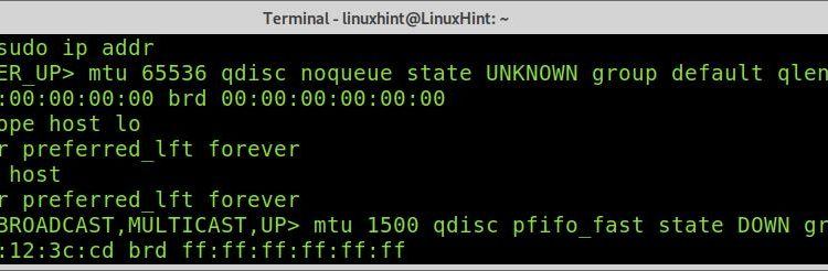How to bind multiple addresses to an interface on Linux