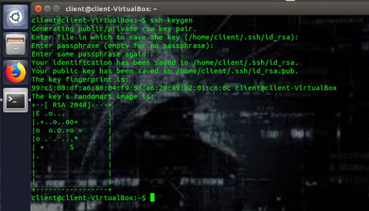 SSH Authorized Keys Example Usage